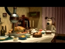 Wallace and Gromit's Cracking Contraptions 8 The Turbo Diner