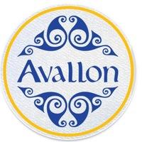 Логотип Школа ирландских спортивных танцев Аваллон