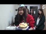 [рус.саб] Happy 18th Birthday, SuJeong (Hidden Camera)