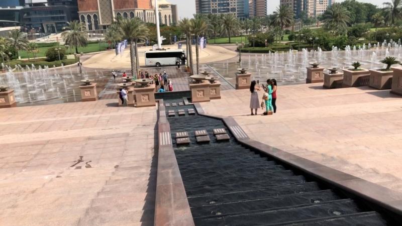 ОАЭ. Отель «Эмират Палас» 21.05.2018