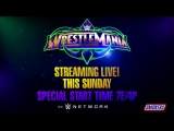 Alexa Bliss takes on Nia Jax at WrestleMania this Sunday