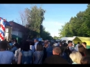 Праздник в Добринском райне 100 лет поселка Петровский