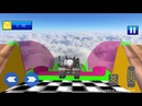 Heavy Bus Mega Ramps Stunts|impossible ramps to show the world|truck race challenging game 3D 1