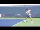 Теннис _ Удар слева одной рукой _ Урок 11