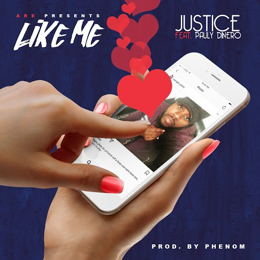 Justice альбом Like Me (feat. Pauly Dinero)