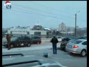 Массовая аварии на мосту (09.01.2018)