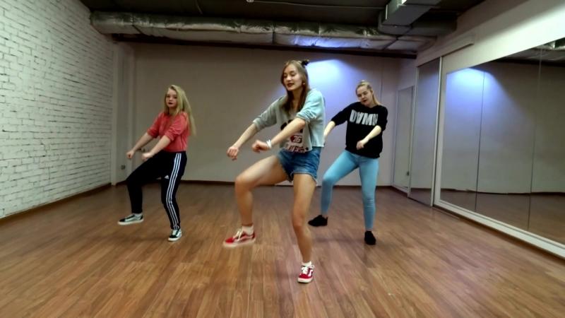 Легкий танец. Элджей - Минимал. Обучающее видео. Танцы. Часть 2.
