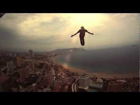 Cinematic Skydiving and Wing Suit Flying by Infinity List