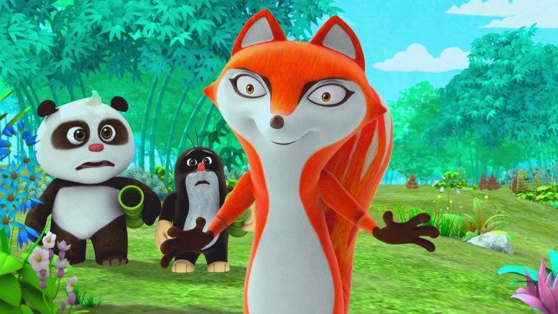 Кротик и Панда - 42 серия - Новые мультики для детей