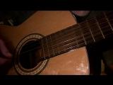 В. Цой и гр. Кино - Кукушка (гитара)