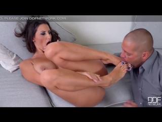 The perfect milf sensual jane sucks fucks and foot wanks