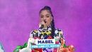 Mabel - 'Fine Line feat NOT3s' live at Capital's Summertime Ball 2018