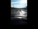 Астраханская дорога после бомбардировки
