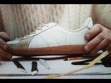 УРОК 1 - КОНСТРУИРОВАНИЕ ОБУВИ - МОДЕЛЬ КЕД Adidas bundeswehr