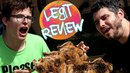 LEGIT FOOD REVIEW Dumpster Chicken Ft H3H3