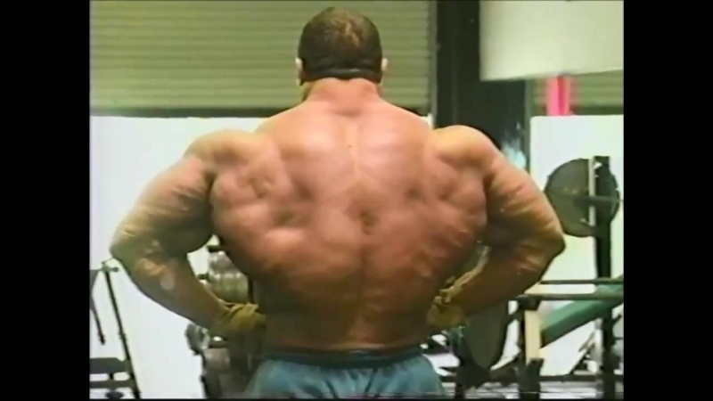 Nasser El Sonbaty - Bodybuilding god Tribute 2013