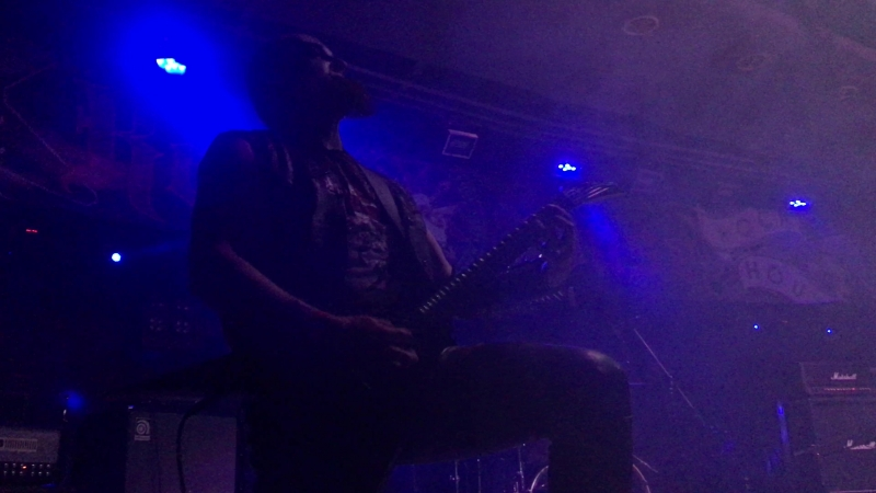 Azaghal Black Terror Metal Kyy Live in Moscow