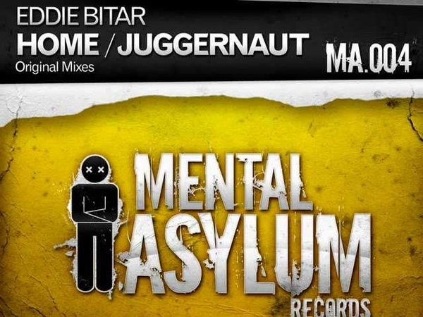 Eddie Bitar Feat. Gabriela Canales - Home (Original Dub Mix) [Mental Aslyum Records]