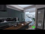 Виртуальный тур Biganto. Проект студии D Lab by Twin