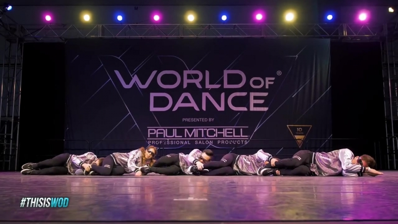 Miniotics _ FrontRow _ World of Dance Los Angeles 2018 _ WODLA18