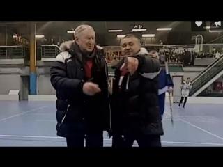 Разминка с Костяевым Владимиром - Йота подводит в России - а качества мало ....#Фс2018 #флорбол #Floorball