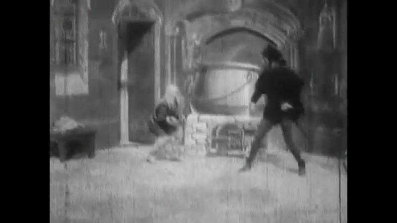 «Замок дьявола» (фр. Le manoir du diable, 1896)