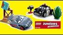 Тачки 3 Молния Маквин Шериф Лего Распаковка Мультики про Машинки Cars 3 Lightning McQueen Lego