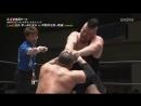 AKIRA, Manabu Soya (c) vs. Kuma Arashi, Shotaro Ashino (Wrestle-1 - Tour 2018 Triumph)