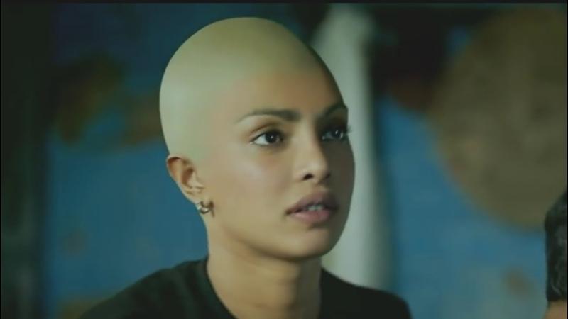Actress Priyanka Chopra Shocking Bald Head | Bollywood Headshave Forced