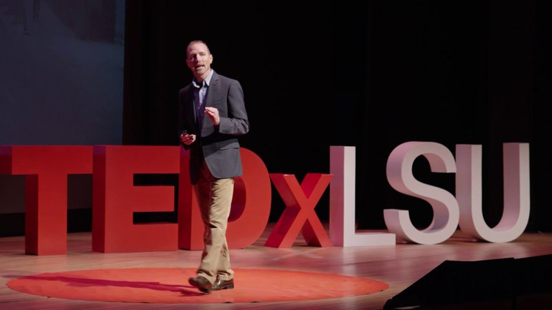ABCs of Pollution and Your Control   David Klanecky   TEDxLSU