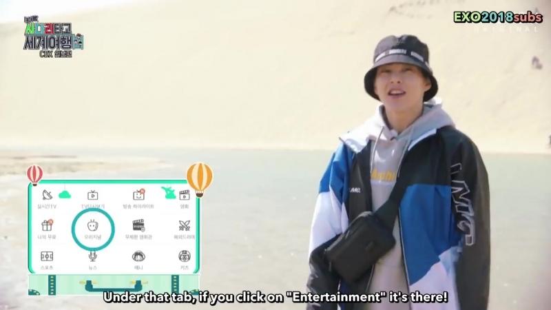 [VIDEO] 180522 Xiumin @