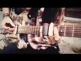 Jack Daniels Whiskey Barrel Guitar _ JUSTIN JOHNSON SOLO SLIDE GUITAR