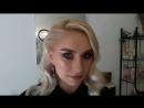 До и После Макияж Мой Прическа от Елены Василевской ля прекрасной Ирины