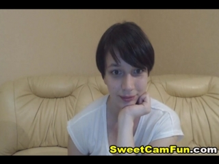 Smoking Hot Babe from Sweetcams