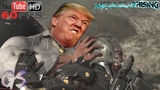 Raiden VS Trump FULL FIGHT