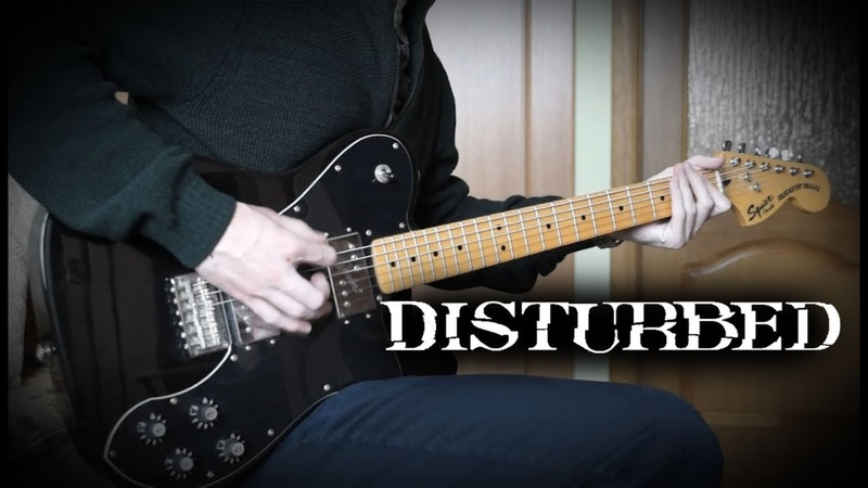 Disturbed Warning Sign Guitar Cover Tutorial w Tabs