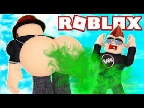 Roblox-Fart Attack (пукай чтоб выжить )