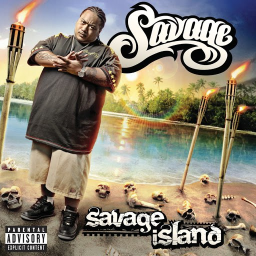 Savage альбом Savage Island EXPLICIT
