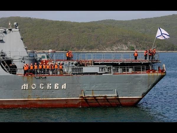 Как санкции отправили на дно новый флот ВМФ РФ