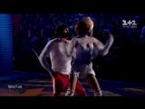 Надя Дорофеева и Женя Кот - Хип-хоп - Танцы со звездами (online-video-cutter.com)