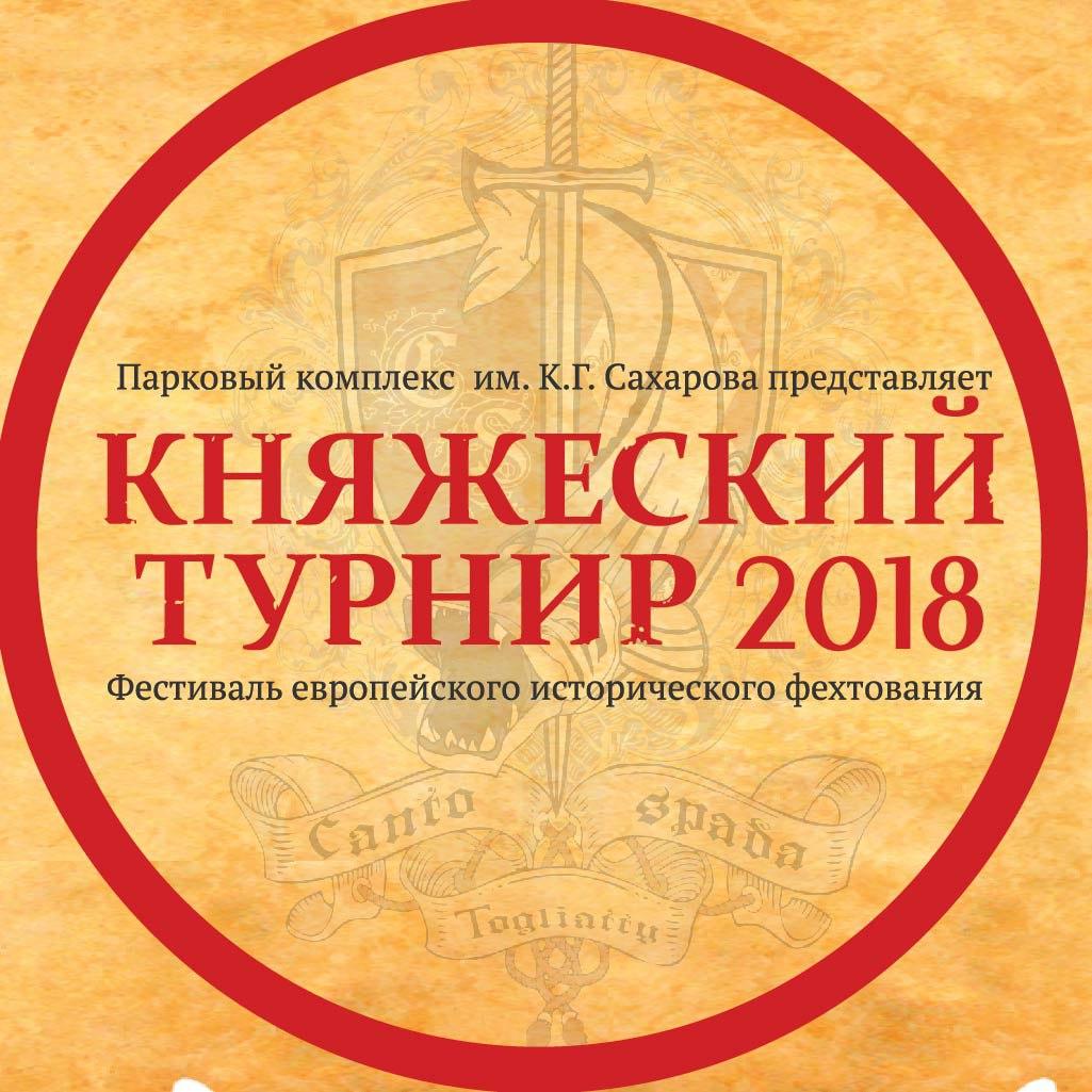Афиша Тольятти «Княжеский Турнир - 2018» I ПКИТ