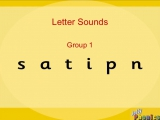 Jolly Phonics Video Sound Group 1