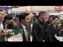 Гордон Рамзи в в аэропорту Инчхон Южная Корея пятница 17 ноября