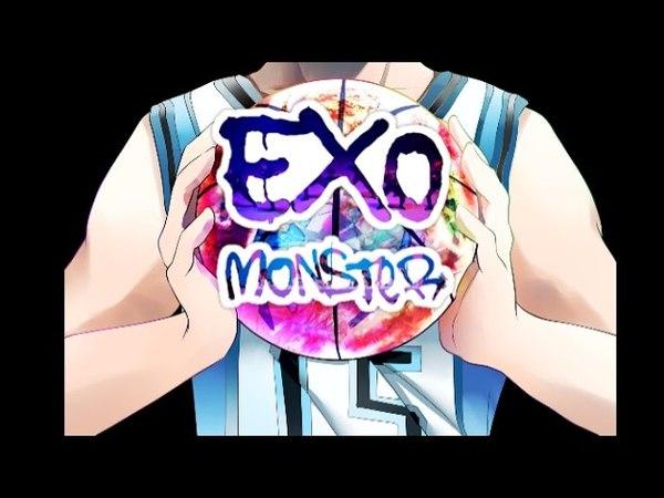Kuroko No Basket AMV - EXO Monster