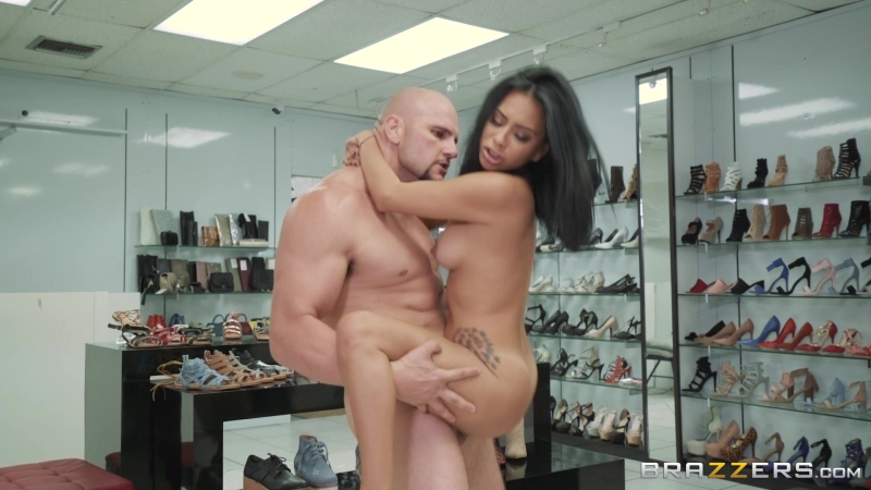 If The Shoe Fits: Monica Asis & JMac by Brazzers  Full HD 1080p #Porno #Sex #Секс #Порно