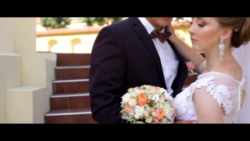Свадебный клип Александр и Юлия:)