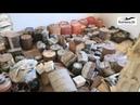 Адские находки Что российские военные нашли при обыске котла в Сирии