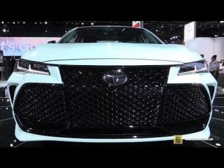2019 Toyota Avalon XSE Limited - Exterior Walkaround - 2018 Detroit Auto Show