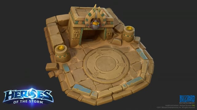 Skytemple temple asset