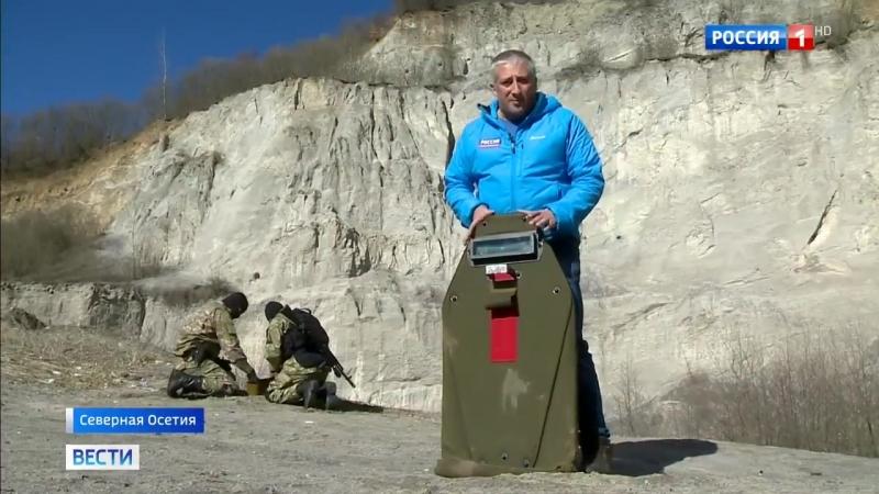 Россия 24 В Северной Осетии бойцы СОБРа провели свой профессиональный праздник на тренировке Россия 24